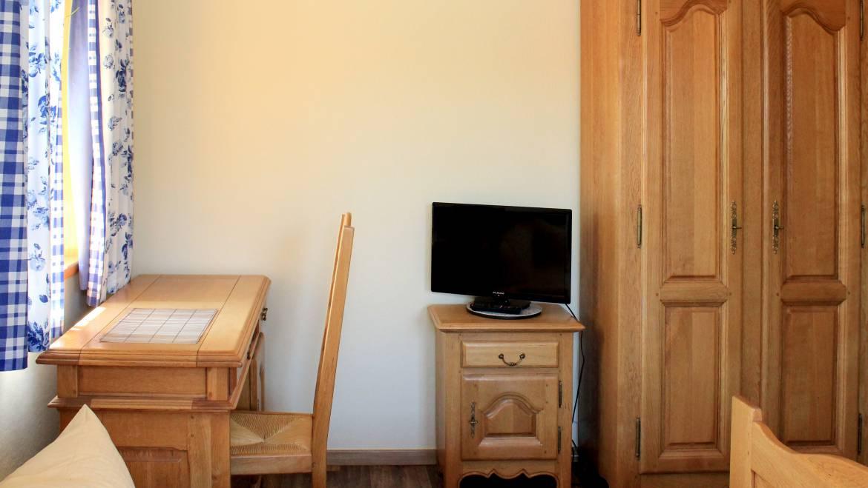 Fernsehen oder Arbeiten?